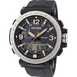 Casio Reloj Analógico/Digital de Cuarzo para Hombre con Correa de Resina – PRG-600-1ER