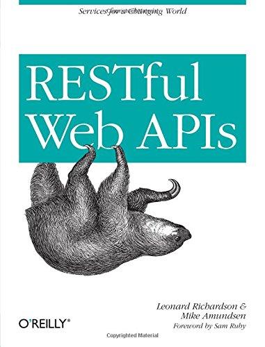 RESTful Web APIs por Leonard Richardson