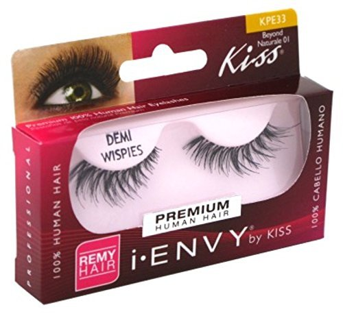 0a2a6292600 Kiss I Envy Beyond Naturale 01 Lashes Demi Wispies (2 Pack) by Kiss