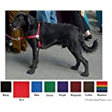 No-Choke No-Pull Front-Leading Dog Harnesses, Original Edition, Sizes From 3 to 113 Kilograms, 8 Colors