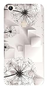 WOW Printed Designer Mobile Case Back Cover For Vivo X6