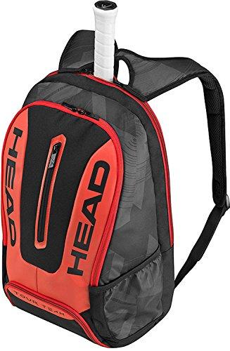 HEAD Tour Team Backpack Rucksack, Schwarz, 68 x 40 x 20 cm