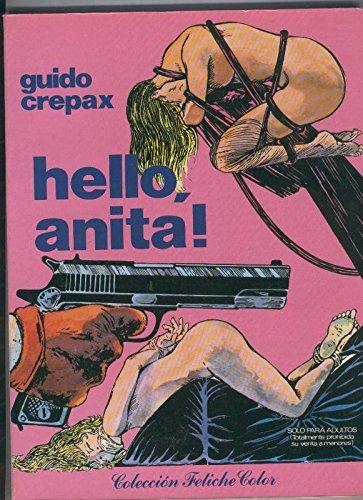 Coleccion Fetiche color: Hello, anita