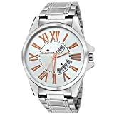 Swisstone Analogue Silver Dial Men's Wat...