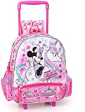 Cartable à roulettes Garderie 29cm Minnie Disney Licorne