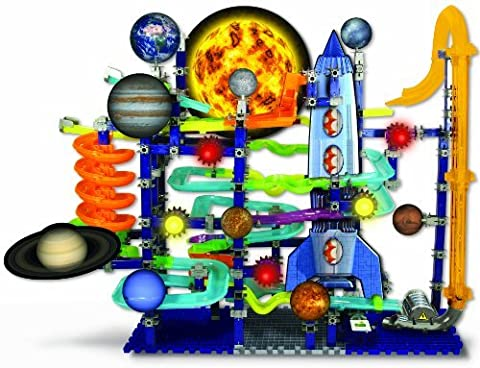 The Learning Journey Techno Gears Marble Mania Galaxy 2.0 (400+ pcs) by The Learning Journey