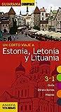 Estonia, Letonia y Lituania (Guiarama Compact - Internacional)