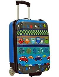 Samsonite Valise cabine enfant rigide Mickey - 46 cm Bleu F9bnkX