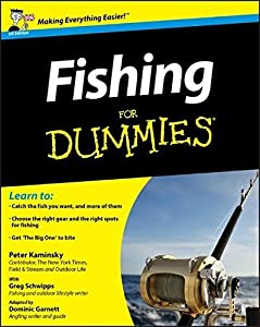 Fishing For Dummies (UK Edition) by Dominic Garnett (2012-03-20) by John Wiley & Sons