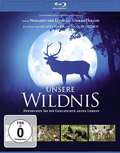 Unsere Wildnis [Blu-ray] (Wolf-kamera Angeln)