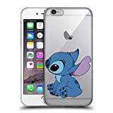 HGHYTF Coque iPhone 6S,Coque iPhone 6 [TFCHGHYPH00053] Transparent Housse Bumper Doux-Souple Clair TPU Silicone [Shock-Absorption] Anti-Rayures Anti-dérapante Cover pour iPhone 6S/6 4.7' (Clair)