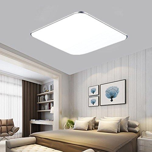 SAILUN 36W Ultra sottile LED Bianco Freddo plafoniera moderno ...