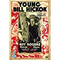 Young Bill Hickok (UK PAL Region 0) by Roy Rogers