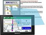 2 Stück GEHÄRTETE ANTIREFLEX Displayschutzfolie für Garmin DriveAssist 50LMT-D EU Bildschirmschutzfolie