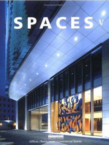 Spaces V (Spaces (Bilingual))