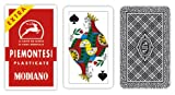 MODIANO Piemontesi 4 - Carte da gioco regionali