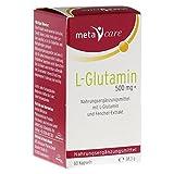 META CARE L-Glutamin Kapseln 60 St