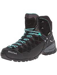 Salewa Ws Alp Trainer Mid Gtx, Women's High Rise Hiking Shoes