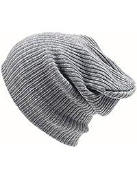 Culater® Cappello di Lana Unisex Caldo Donne Beanie Knit cap Sci Hip-Hop  Inverno d13e675d4831