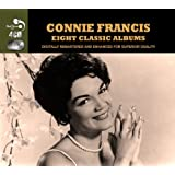 Eight Classic Albums [Audio CD] Connie Francis