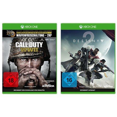 Destiny 2 + Call of Duty: WWII [Xbox One]