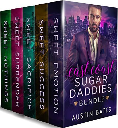East Coast Sugar Daddies: A Contemporary Mpreg Romance Bundle (English Edition)
