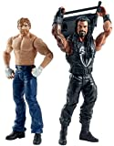 WWE Toy - Summer Slam Roman Reigns and Dean Ambrose Action Figure 2 Pack - Raw Smackdown Wrestling