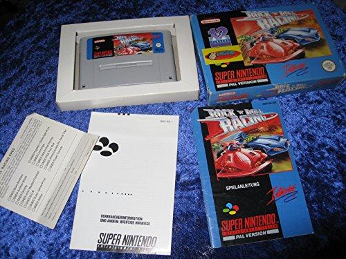 Rock 'n' Roll Racing SNES