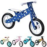 boppi® Bici sin pedales de madera para niños de 2-5 años