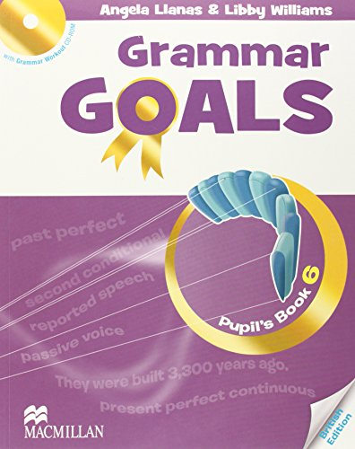 GRAMMAR GOALS 6 Pb Pk (Grammar Goals American English)