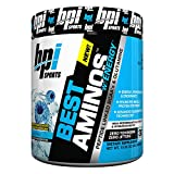 Bpi Sports Best Aminos with Energy Blue Icy Raz, 300 g