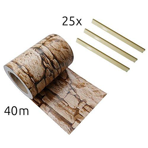 sichtschutzstreifen-19cm-x-40m-inkl-25-befestigungsclips-zaun-sichtschutz-streifen-sandstein