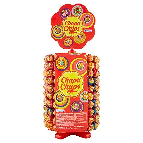 Chupa Chups Ruota Lecca Lecca - 200 Pezzi