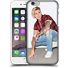 Official Justin Bieber Calendar Photo Purpose Hard Back Case for Apple iPhone 6 / 6s