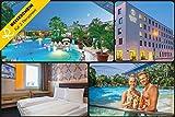 Reiseschein - 4 Tage für 2 im BM Bavaria Motel in München & 2 Tageskarten für die Therme Erding - Hotelgutschein Gutschein Kurzreise Kurzurlaub Reise Geschenk