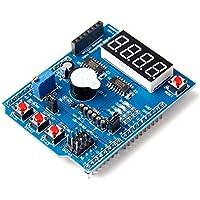haoyishang multifuncional Módulo de expansión Junta Sensor Shield para Arduino LENARDO Mega 2560