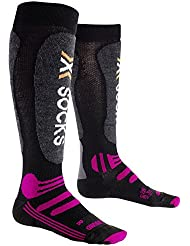 Sidas ski all round lady - Calcetines, color negro, talla 35/38