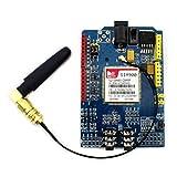 GPRS/GSM-Entwicklungsboard-Modul-Kit SIM900 850/900/1800/1900 MHz für Arduino