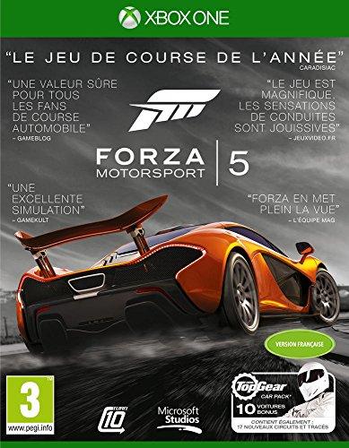 MICROSOFT PK2-00009 Forza 5 GOTY Xbox One Euro Only Blu-ray