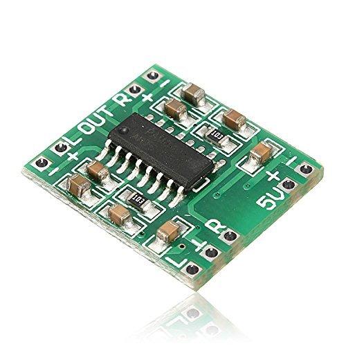 PAM8403 Audio Modul USB DC 5V Class D Digital Verstärker Amplifier Board LCD 8 Digital-verstärker