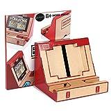 Nicam Stand de carton de guitare de Labo de Nintendo commutateur, cas d'accessoires de musique de DIY pour des contrôleurs de Joy-Con (Arcade)