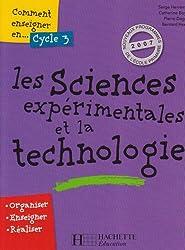 Les sciences expérimentales et la technologie Cycle 3