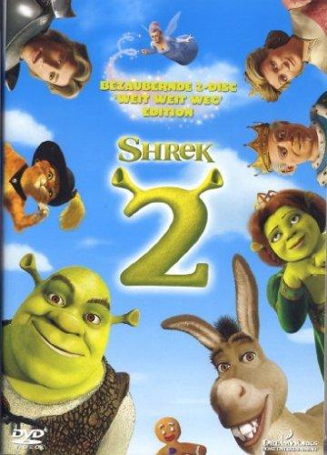 """Bild von Shrek 2 - Bezaubernde 2-Disc """"Weit Weit Weg"""" Edition [2 DVDs]"""