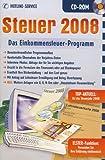 Steuer 2008 - Das Einkommensteuer-Programm (Aldi)