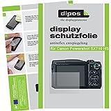 dipos Canon Powershot SX710 HS Schutzfolie (6 Stück) - Antireflex Premium Folie matt