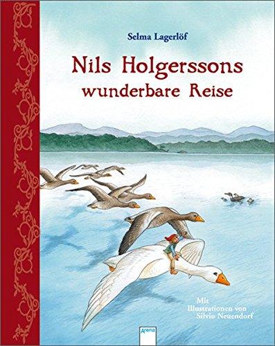 Nils Holgerssons wunderbare Reise: Arena Bilderbuch-Klassiker mit CD: Alle Infos bei Amazon