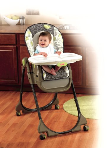 FISHER-PRICE HOME & AWAY 3-IN-1 HIGH CHAIR