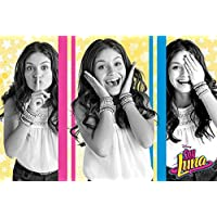 "Pyramid International ""Expressions Soy Luna Maxi Poster, Multi-Colour, 61 x 91.5 x 1.3 cm preiswert"