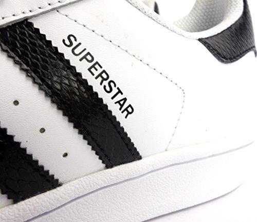 ADIDAS TECH SUPER blanc/noir