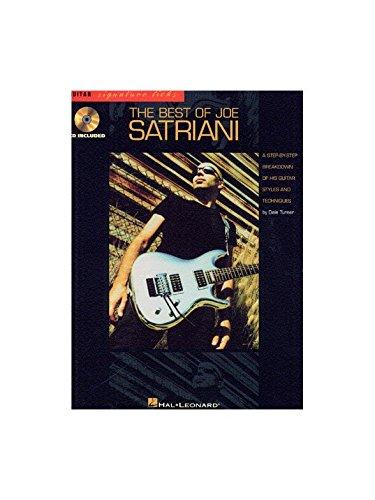 The Best Of Joe Satriani. Für Gitarrentabulatur(mit Akkordsymbolen) Er Ist Mein Meister